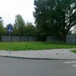 Parking przy ul. Dworskiej
