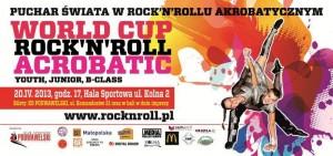 Puchar Świata w Rock'n'Rollu Akrobatycznym