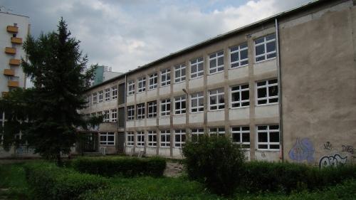 Szkoły na os. Podwawelskim po remoncie