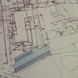 Nowe miejsca parkingowe Komandosów 27 B