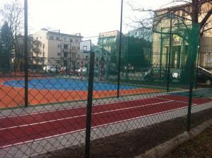 Nowe boisko przy ul. Pułaskiego